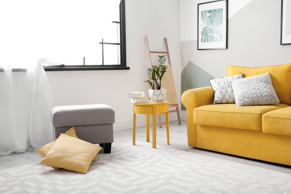 The Best Rooms in Your Home for Carpet Floors
