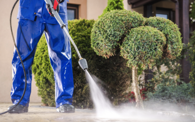 Pressure Washing: The Magic Dirt Remover