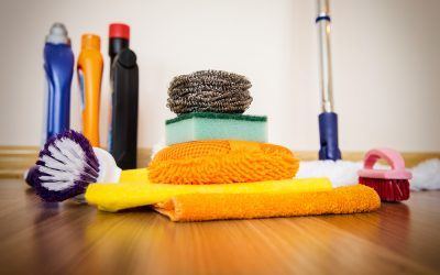 When to Change Your Cleaning Tools
