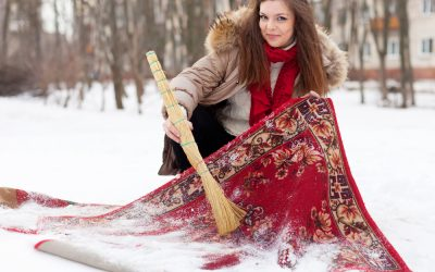 How Snow Can Ruin Your Carpet or Rugs?