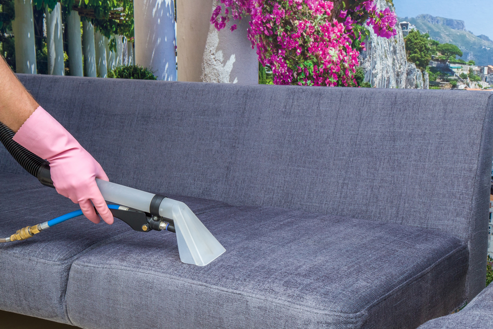 Let The Professional Clean Your Furniture Stains